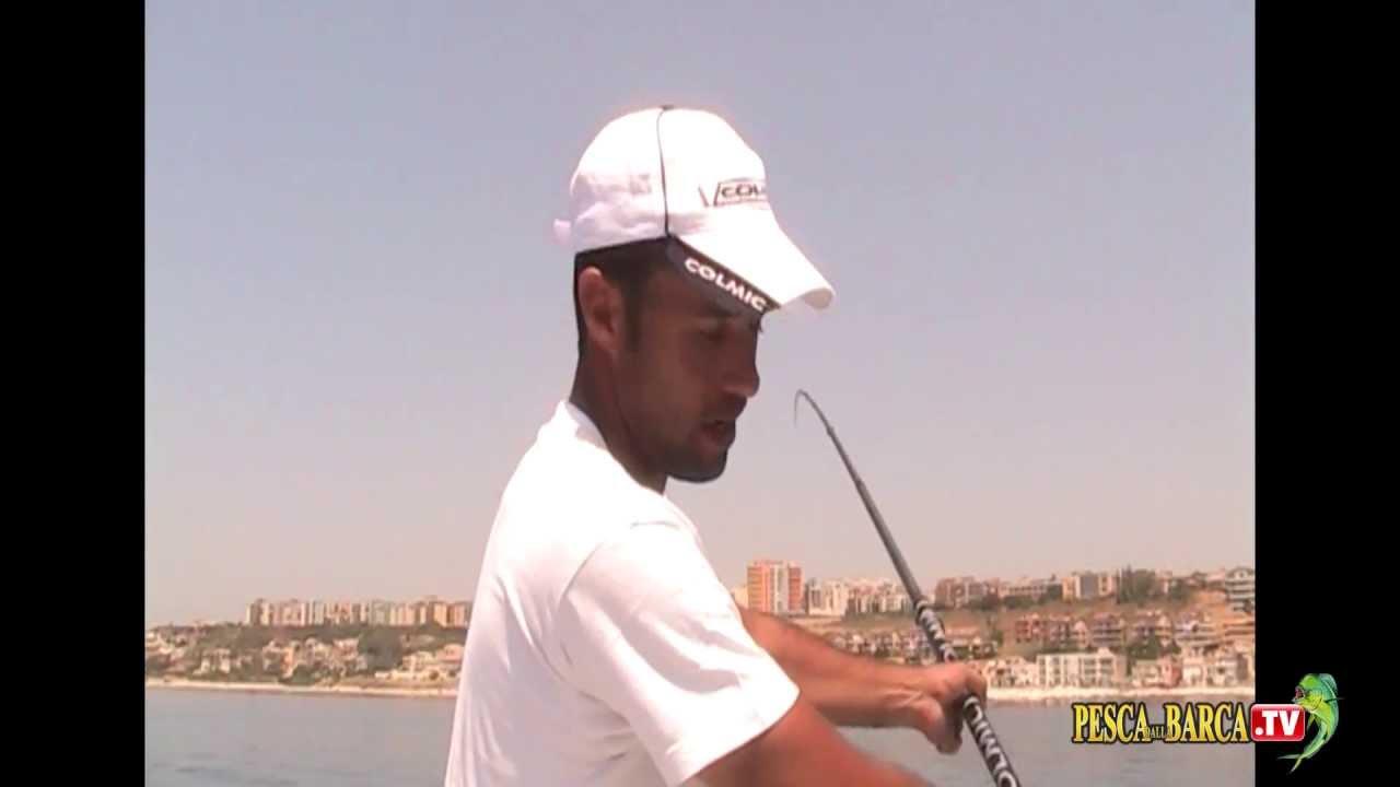 Pesca Dalla Barca Tv