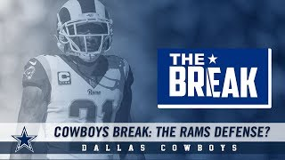 Cowboys Break: The Rams Defense? | Dallas Cowboys 2018-2019