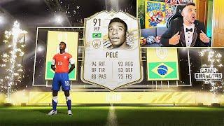 CUANDO TE SALE PELE EN FIFA 21