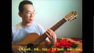 De Gio Cuon Di - Trinh Cong Son