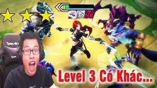 Đội Hình 6 Ác Quỷ | Katarina + Aatrox Level 3 | Không TOP 1 Hơi Phí - Đấu Trường Chân Lý