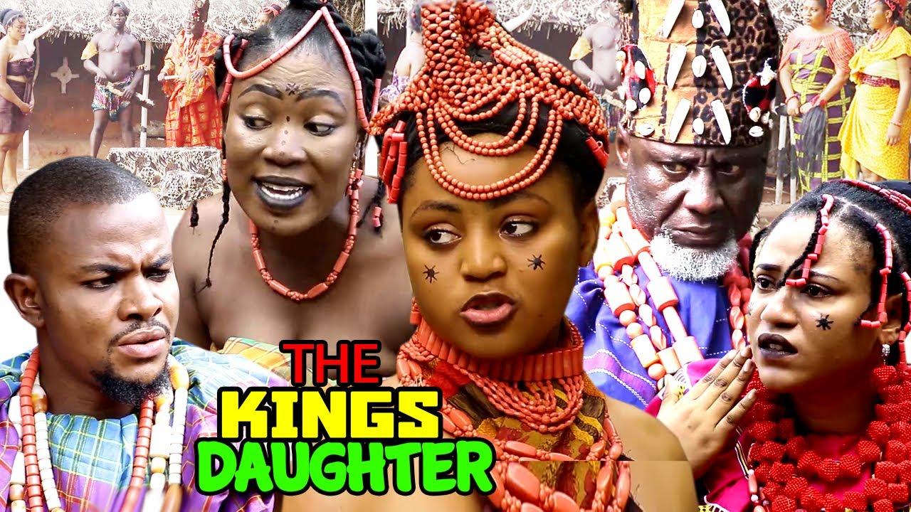 Download THE KINGS DAUGHTER SEASON 3&4 - REGINA DANIELS 2021 LATEST NIGERIAN NOLLYWOOD MOVIE