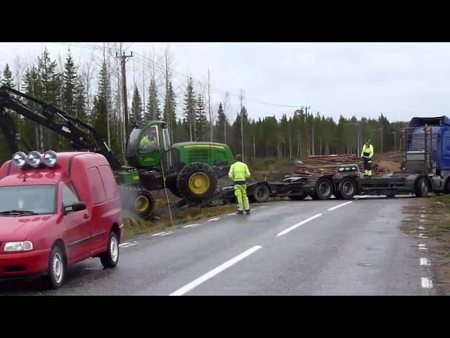 Scania R480 Dunderbygge Maskintransport