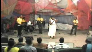 """FOS"" Allo Ayiti Gospel , cover by Schelange at Starmax 2011"
