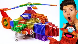 INSANE MAGNETIC BALL CREATIONS You Need To See!