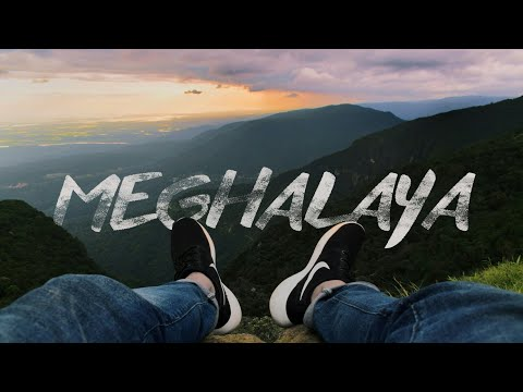 MEGHALAYA | The most epic roadtrip of my life!