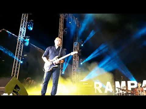 Dewa 19 ft Ari Lasso n Al Ghazali - Roman Picisan  at Prambanan Jazz