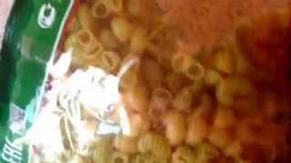 ужасы в макаронах и кто в них живёт? что за пожиратели )))