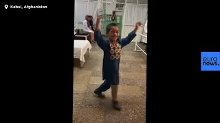 Watch: Afghan boy dances with his new prosthetic leg