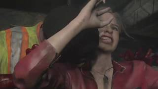 Resident Evil 2 Remake 2019 Claire A часть10