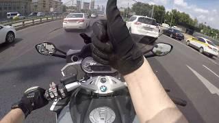 Зачем вам мотоцикл?