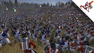 MASSIVE 21000 INFANTRY BATTLE - NAPOLEON: Total War