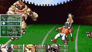RPG Maker: College Football Battle ( UT vs OU )