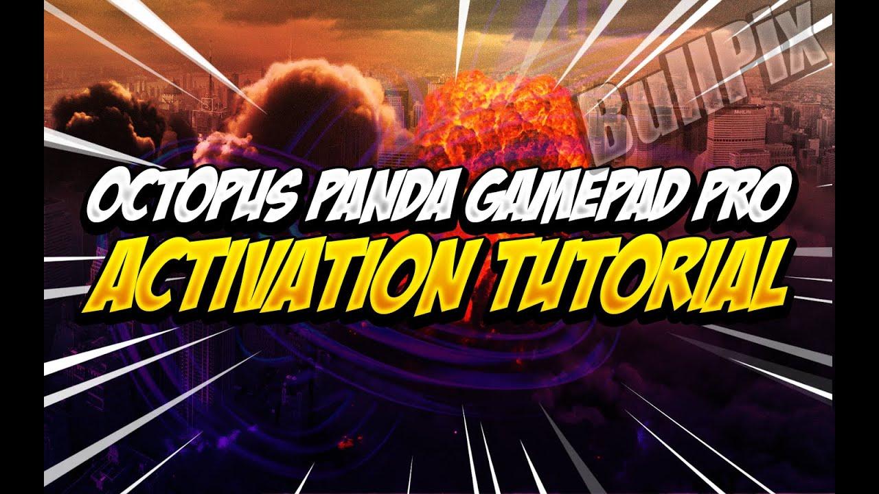 panda gamepad pro activator pc