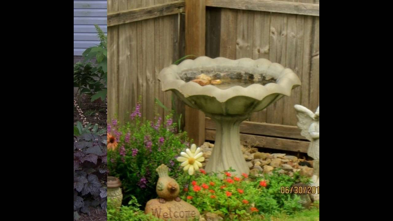 Garden Design Corner corner garden design ideas - youtube