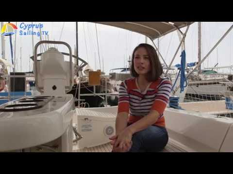 Memnia Theodorou Interview On Cyprus Sailing TV