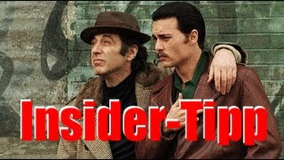 "Insider Tipp: ""Donnie Brasco"" - DVD - Kritik - Review (german)"