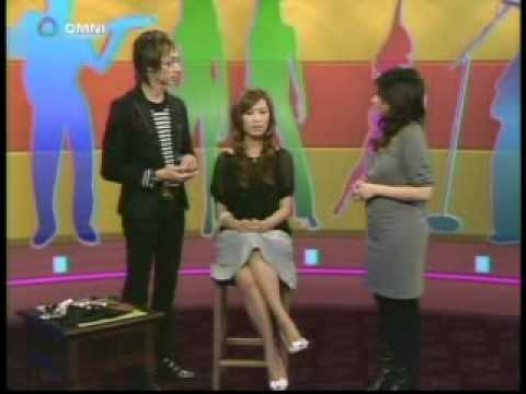 Ken on TV show Interview -- 2008 Winter Hair Trends