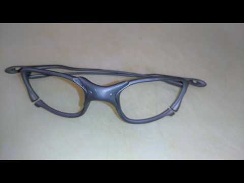 Oakley x metal  nose bridge repair # 1
