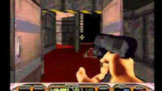 Duke Nukem 3D Comparison (PLaystation vs Sega Saturn vs Nintendo 64)