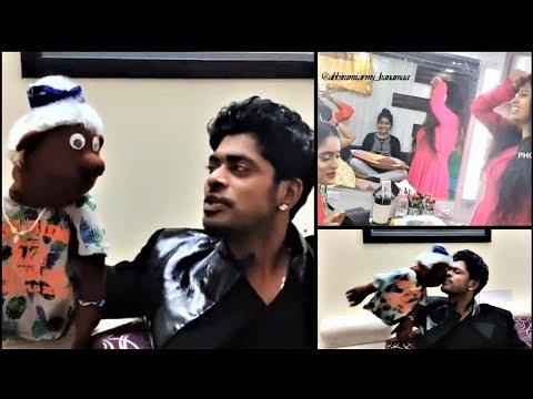 சாண்டி அபி தர்சன் முகன் வெளியிட்டCOMEDY VIDEO |TamilCineChips