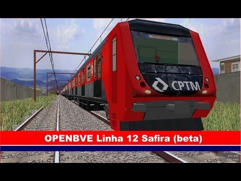 Opneb BVE   Linha 12 Safira da CPTM   Caf 9000