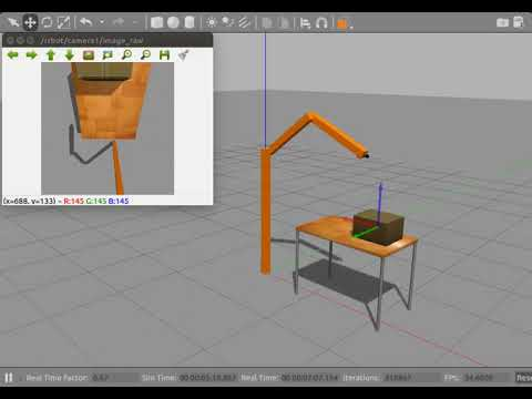 Repeat Simulation of a bicycle using Gazebo and ROS by EIT
