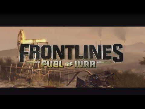 Frontlines Fuel of War - Walkthrough - Part 1