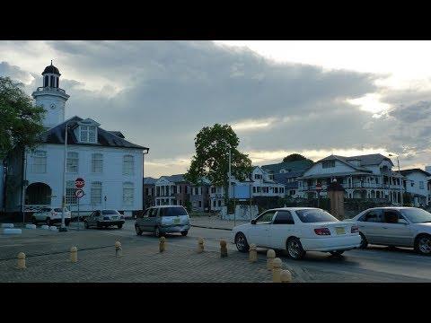 Paramaribo - Capital de Suriname