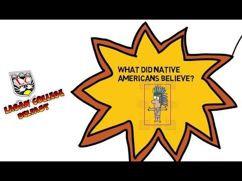 Native American Beliefs