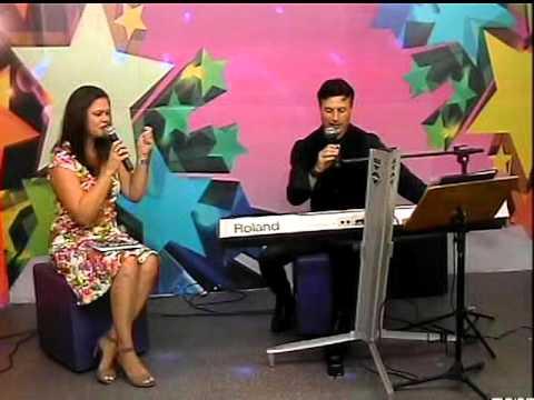 PROGRAMA 15 MINUTOS DE FAMA - MARGARETH LIBARDI ENTREVISTA DANIEL BROTTO