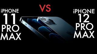 iPhone 12 Pro Max Vs iPhone 11 Pro Max! (Quick Comparison)