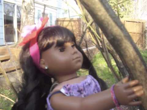 American Girl Doll Days Outside