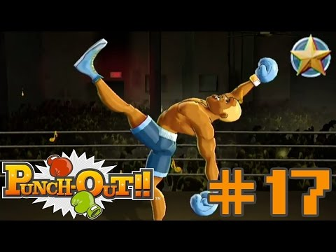 Let's Play Punch-Out!! Wii [Blind] - #17   Disco Kid & King Hippo Challenges
