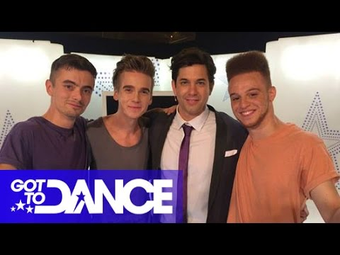 Got To Dance: Backstage Live with Adam Garcia, Joe Sugg & Chris & Wes!