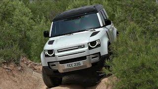 2022 land rover defender (Hybrid) legendry off road king luxury SUV! land rover defender, (review)