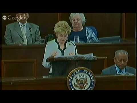 Madeleine Bordallo's 2015 Congressional Address