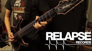 "REVOCATION – ""Spastic"" Dan Gargiulo Guitar Performance Video"
