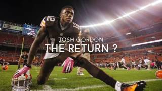 Josh Gordon The Return? -- Drake - Trophies (ARYAY Trap Remix)