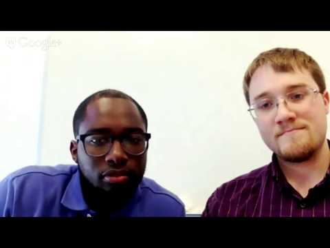 """Georgia STEM Day Google Hangout - """"What does it take to be a Googler?"""""""