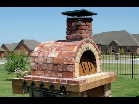 How to build the mattone barile wood fired outdoor brick pizza oven by brickwood ovens youtube - How to build an outdoor brick oven ...