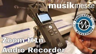 MESSE 2018: Zoom H1n Refreshes Recorder Range