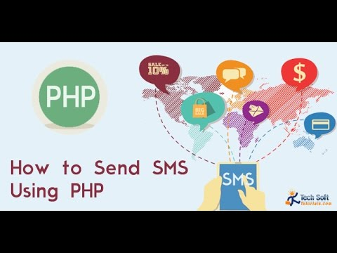 How to Send Sms Using Php With Mvaayoo Sms Gateway - Send Text Message Free.