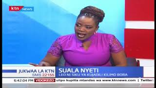 SUALA NYETI: Kilimo bora cha mifugo nchini Kenya  | JUKWAA LA KTN 14th May 2019