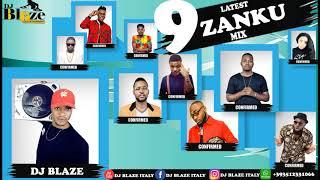 Gambar cover Zanku Afrobeat 2019 Mix (DJ BLAZE)Zanku /network/ Lil kesh.mp3