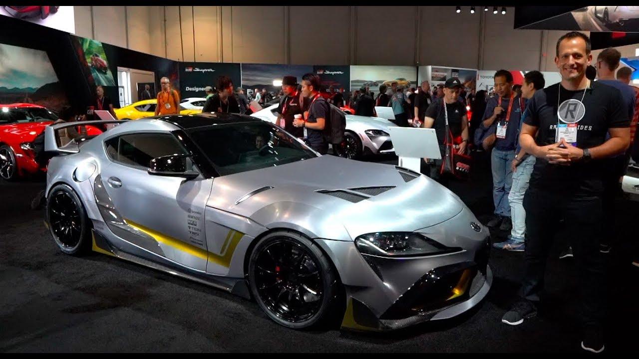 2020 Toyota Supra Trd 3000gt