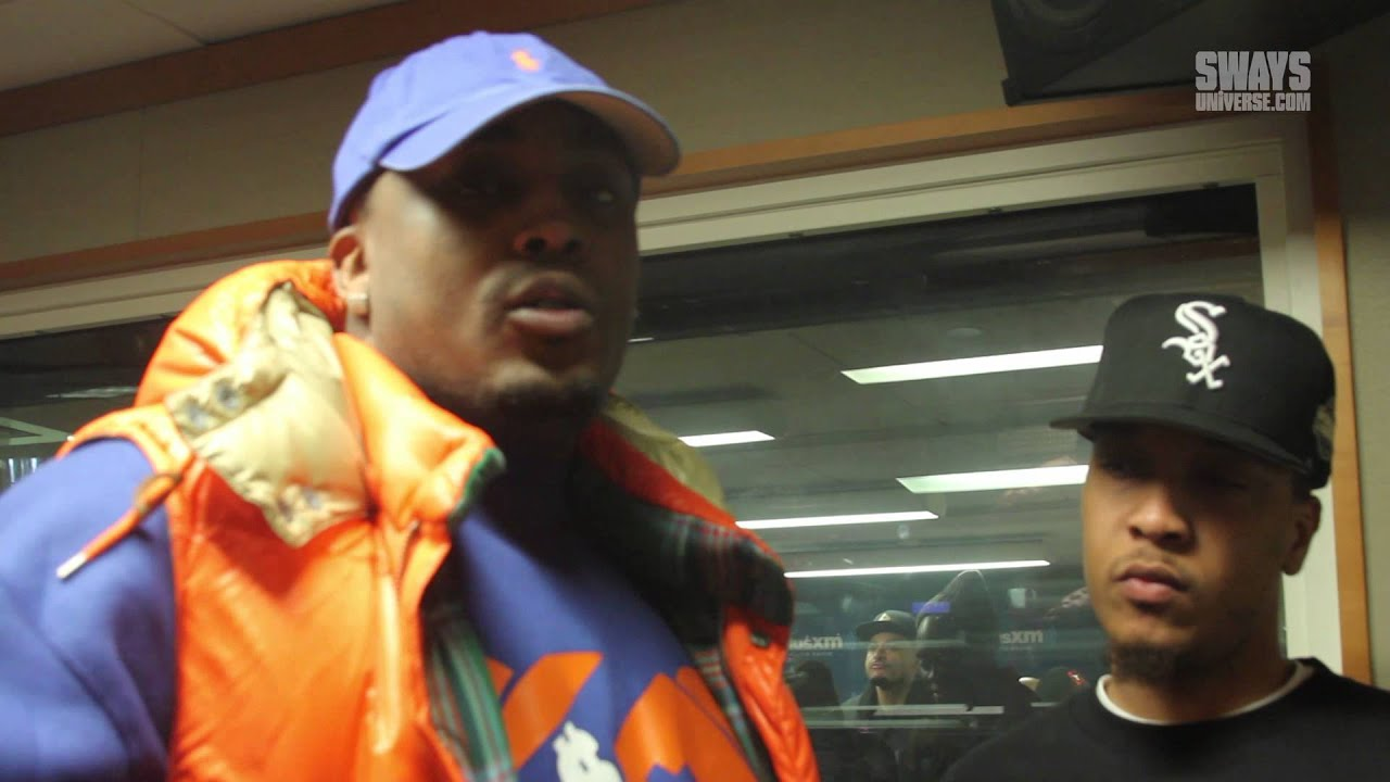 Pass the Torch: Oun-P Speaks on the Moment He Knew Rapping Was For Him   Sway's Universe
