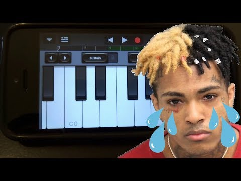 XXXTENTACION - JOCELYN FLORES BUT I PLAYED IT ON MY IPHONE