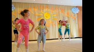 детский  танец.AVI(Совместный номер учащихся театрального и хореографического отделений. О детской хореографии, а так же..., 2012-02-18T19:30:02.000Z)