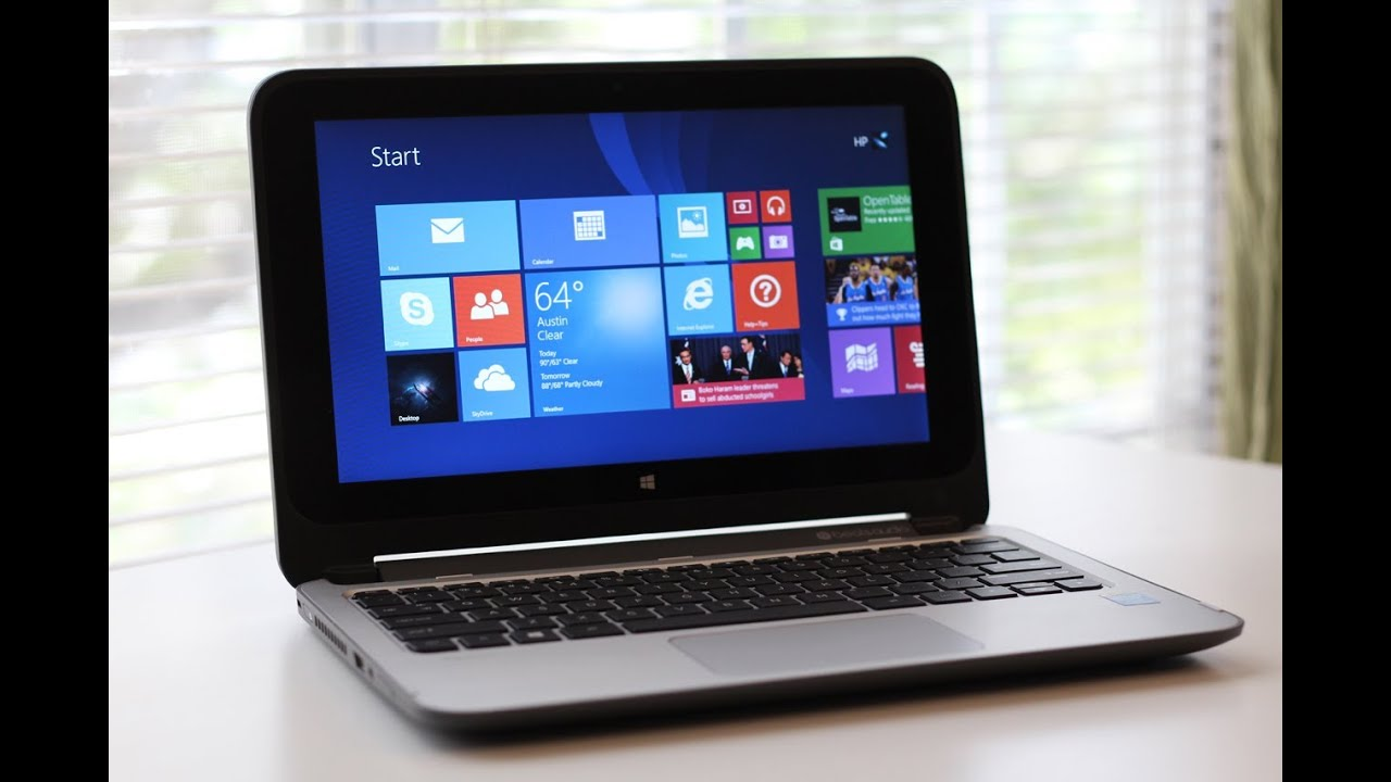 Hp Pavilion X360 2 In 1 11.6 Touch Screen Laptop